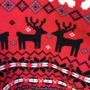 Apt. 9 Pants - 🍩 APT. 9 Super Soft Christmas Reindeer Leggings